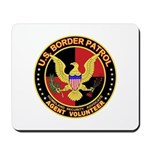 US Border Patrol mx2  Mousepad