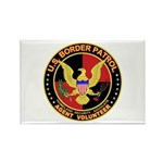 US Border Patrol mx2 Rectangle Magnet (100 pack)