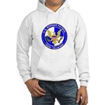 US Border Patrol mx2 Hooded Sweatshirt
