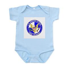 US Border Patrol mx2 Infant Creeper