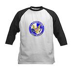 US Border Patrol mx2 Kids Baseball Jersey