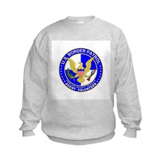 US Border Patrol mx2 Sweatshirt