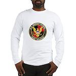 US Border Patrol mx2 Long Sleeve T-Shirt
