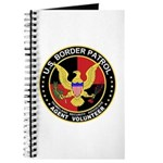 US Border Patrol mx2 Journal