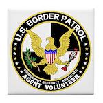US Border Patrol mx2 Tile Coaster