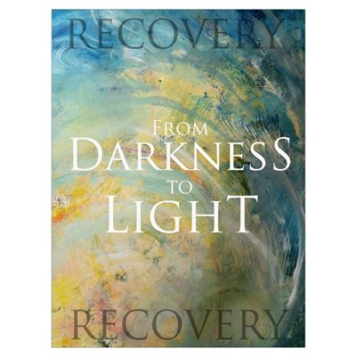 RECOVERY ART Poster