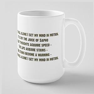 Dune Large Mug