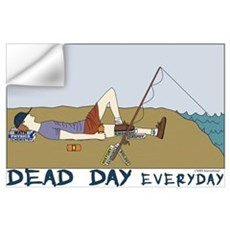 Dead Day Everyday Wall Decal