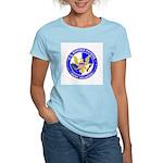 Immigrant US Border Patrol Women's Pink T-Shirt
