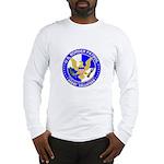 Immigrant US Border Patrol Long Sleeve T-Shirt
