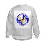 Immigrant US Border Patrol Kids Sweatshirt