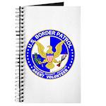 Immigrant US Border Patrol Journal