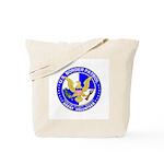 Border Patrol US Border Patro Tote Bag