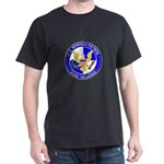 Border Security US Border Pat Black T-Shirt