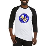 Border Security US Border Pat Baseball Jersey