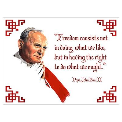 PJPII - Freedom Poster