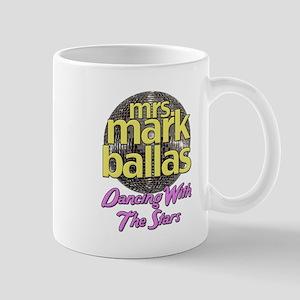 Mrs. Mark Ballas Dancing With The Stars Mug