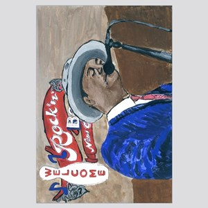 New Orleans Blues Singer Print