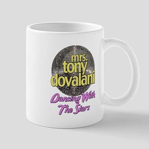 Mrs. Tony Dovalani Dancing With The Stars Mug