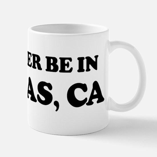 Rather be in Salinas Mug