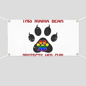LGBT Pride For Moms Banner