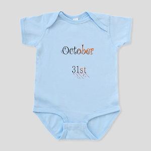 October 31st Infant Bodysuit