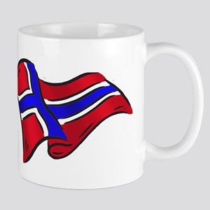 Flag of Norway 11 oz Ceramic Mug