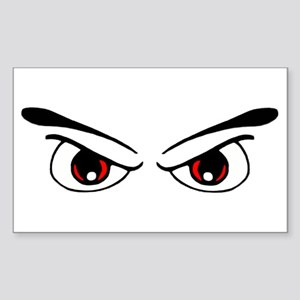 eyes_angry-red Sticker