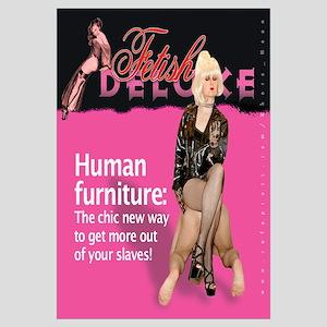Human Furniture