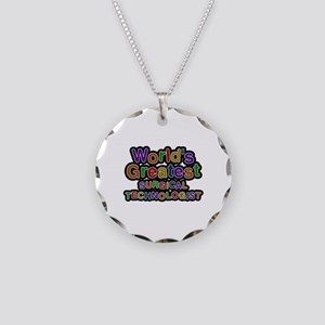 World's Greatest SURGICAL TECHNOLOGIST Necklace Ci