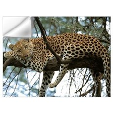 LEOPARD - PANTHERA PARDUS Wall Decal