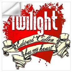 Twilight Tattoo Heart Wall Decal