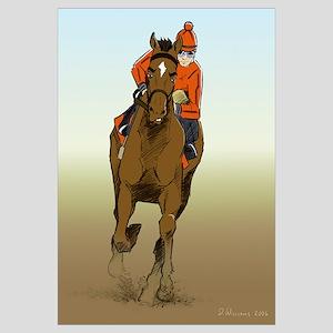 Thoroughbred Horse: