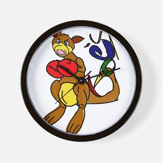Logo 2.0 Wall Clock