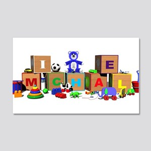 Michael 22x14 Wall Peel