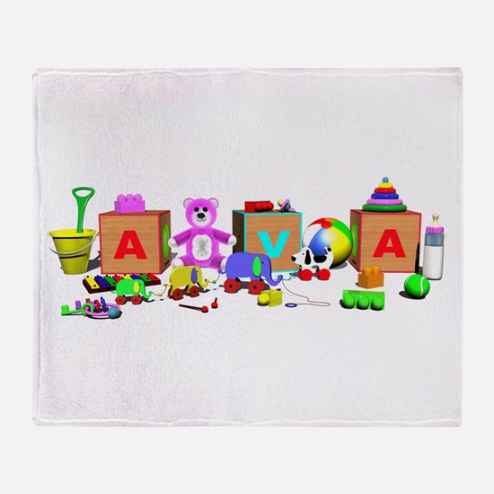 Ava Throw Blanket