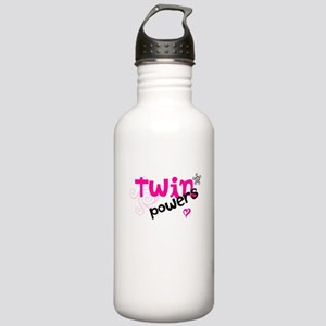 Twin Powers Stainless Water Bottle 1.0L