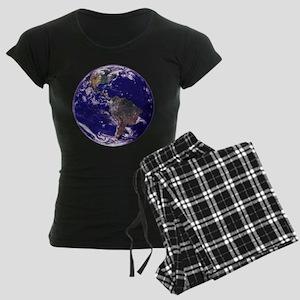 EARTH Women's Dark Pajamas