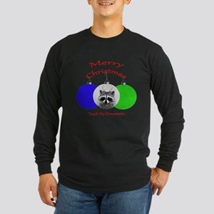 Christmas for adult males Long Sleeve Dark T-Shirt