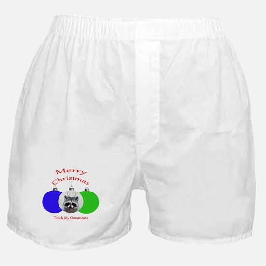 Christmas for adult males Boxer Shorts