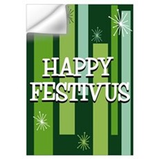 Retro FESTIVUS™ Wall Decal