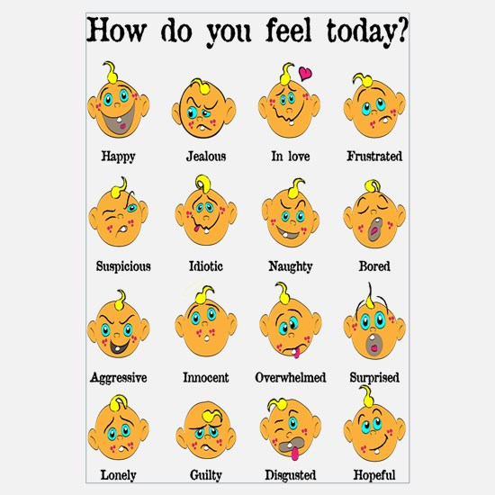 How do you feel today? I