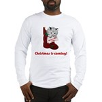 Hang In There Baby Long Sleeve T-Shirt