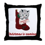 Hang In There Baby Throw Pillow