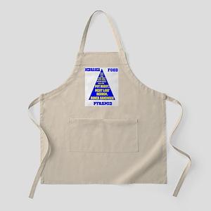 Nebraska Food Pyramid Apron