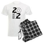 BIG Class of 2012 Men's Light Pajamas