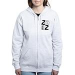 BIG Class of 2012 Women's Zip Hoodie