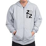 BIG Class of 2012 Zip Hoodie