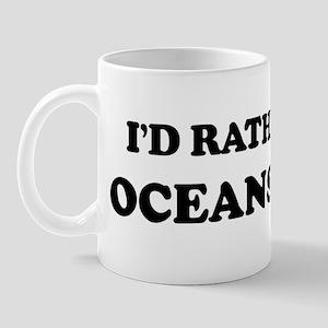 Rather be in Oceanside Mug