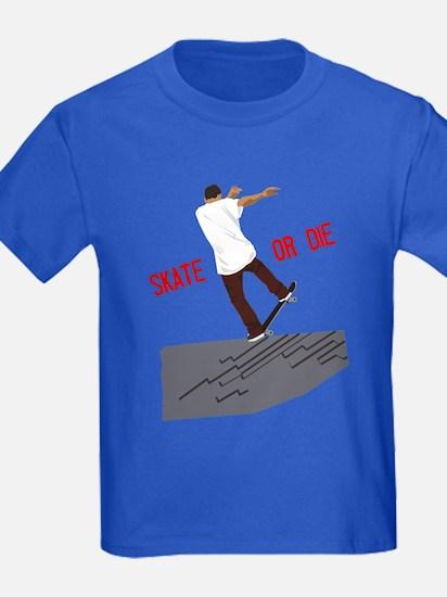 Skate Or Die T